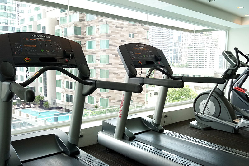 facilities at gm serviced apartment